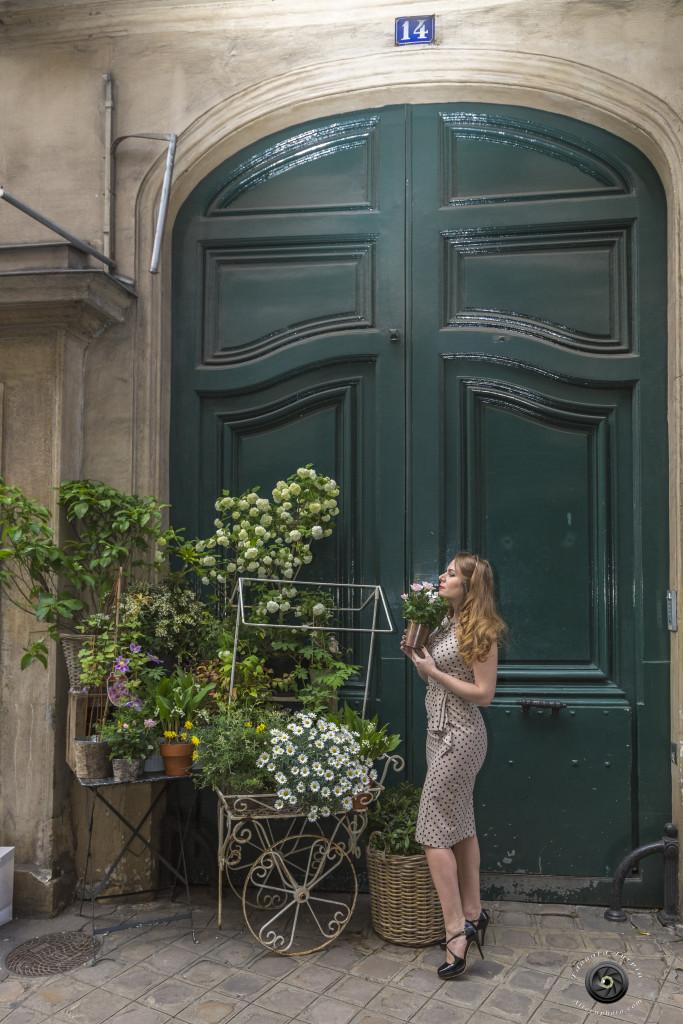 blogueuse parisienne vintage