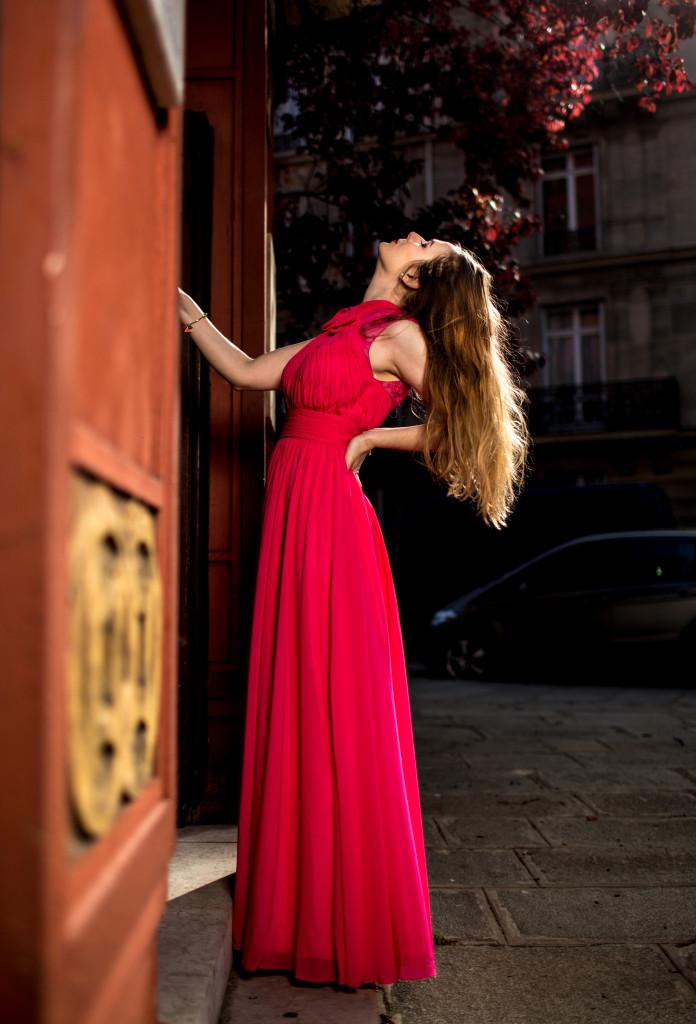 AW bridal - robes de bal sur-mesure - demoiselle d'honneur