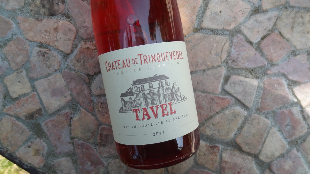 Tavel - des rosés délicieux de la Vallée du Rhône