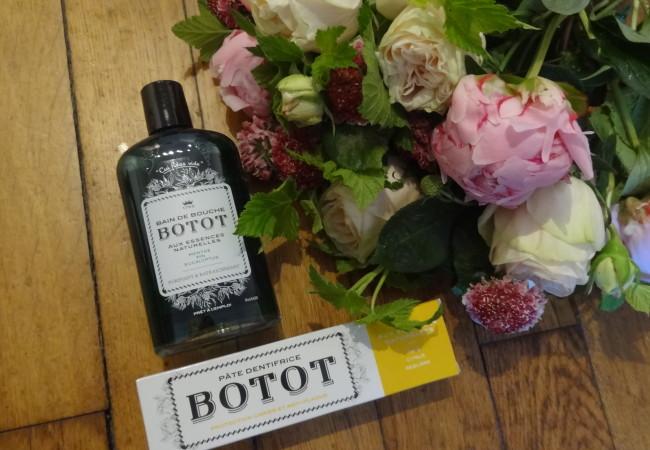 Botot – les secrets d'herboriste pour un joli sourire