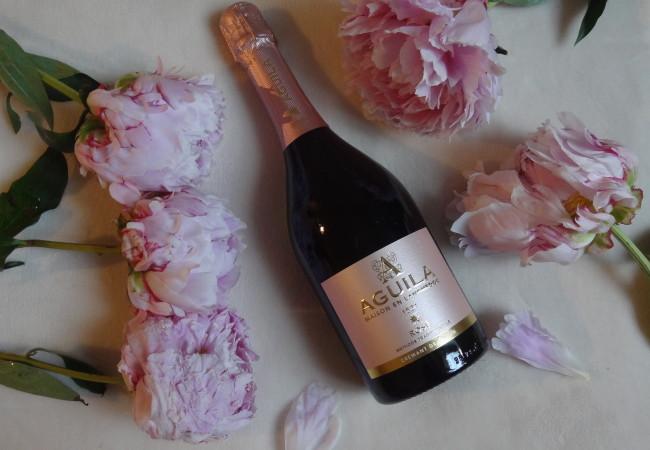 Aguila – AOC crémant de Limoux – un brut rosé très estival