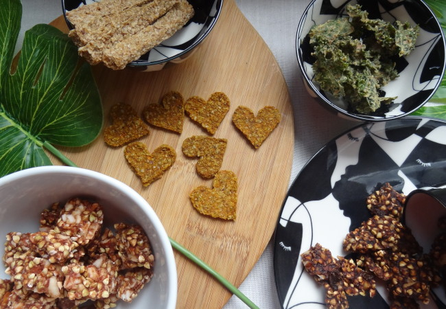 Biosaine Cuisine – encas crus et healthy – Rawfood