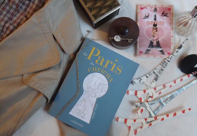 Le Paris des Curieux – éditions Larousse