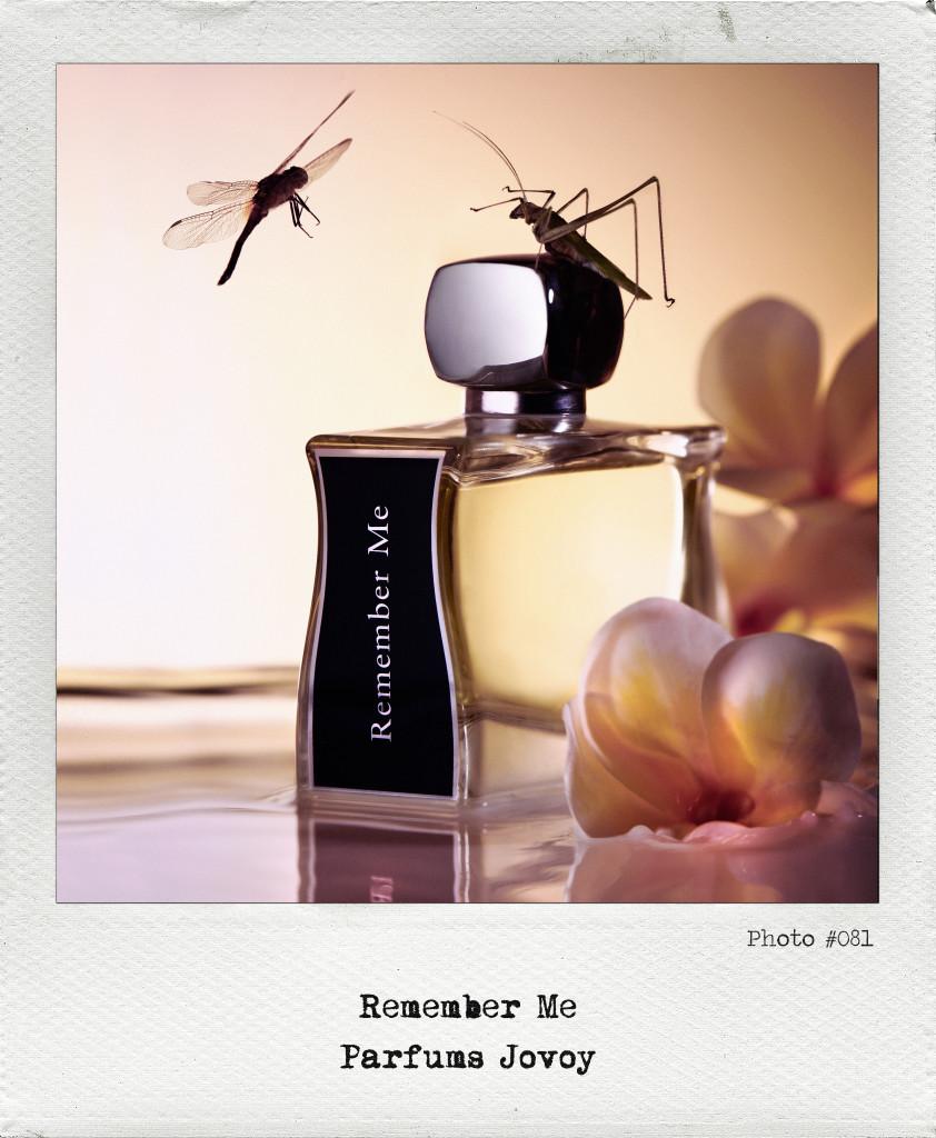 Jovoy - parfumeur parisien - Remember Me
