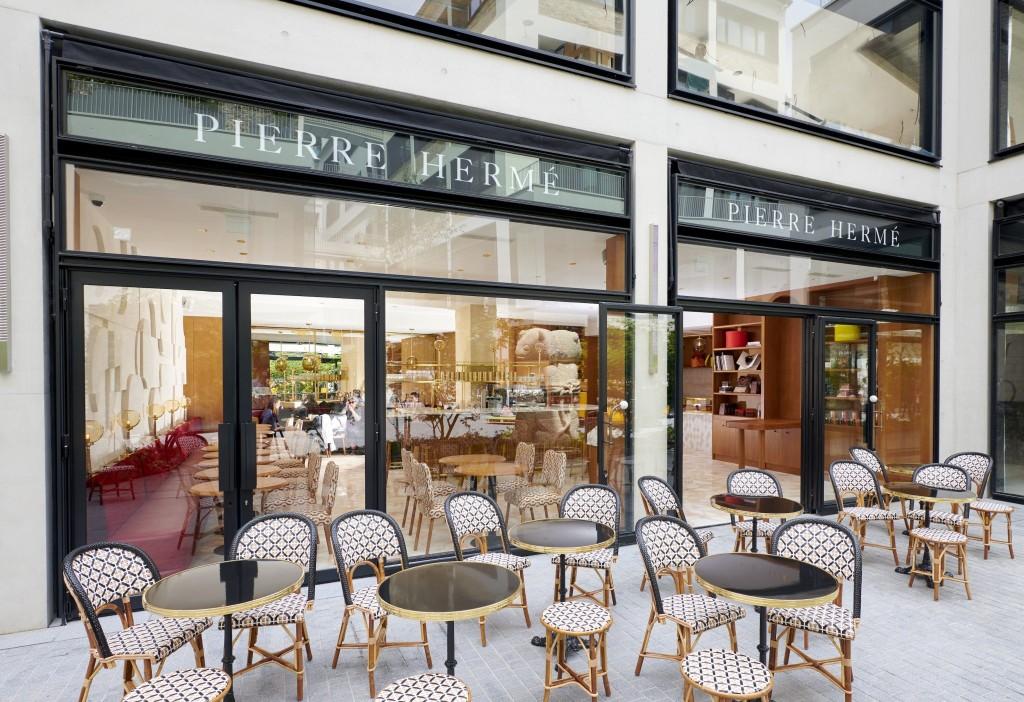 Pierre Hermé ouvre son café parisien - Beaupassage