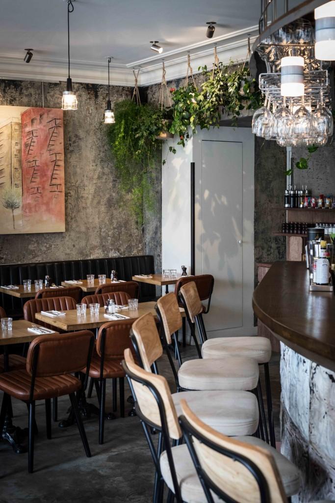 Loui's Corner - superbe terrasse - gastronomie américaine - Canal Saint Martin