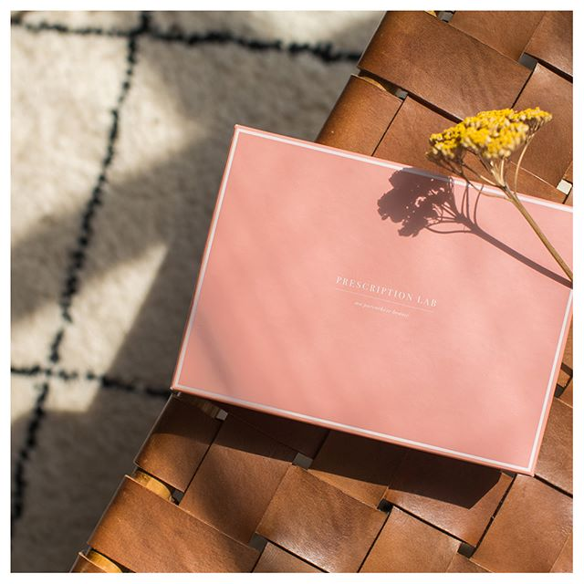 Prescription Lab - la box de juillet - une ordonnance beauté pour l'été