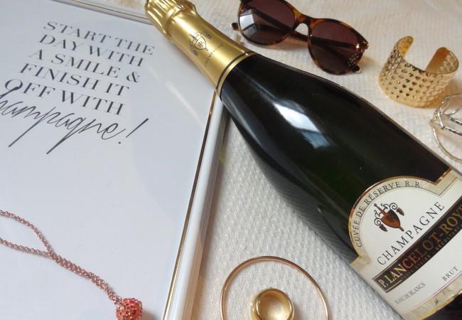 Champagne P. Lancelot-Royer – un blanc de blanc estival