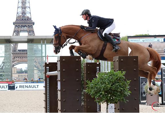 Longines Paris Eiffel Jumping : Ben Maher, premier vainqueur à Paris