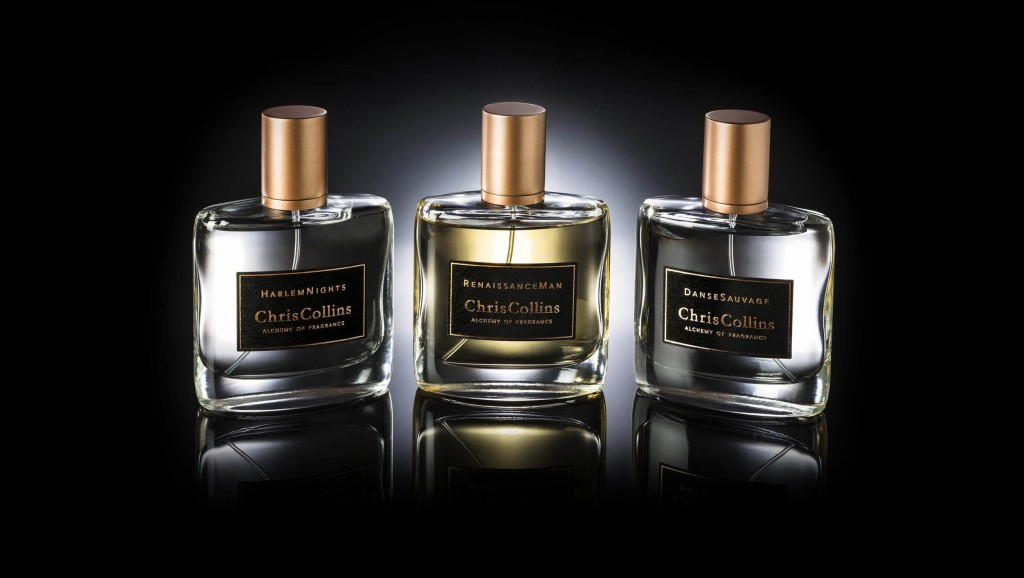 Chris Collins - Jovoy - une collection de parfums inspirée de Harlem