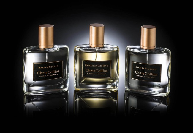 Chris Collins – Jovoy – une collection de parfums inspirée de Harlem
