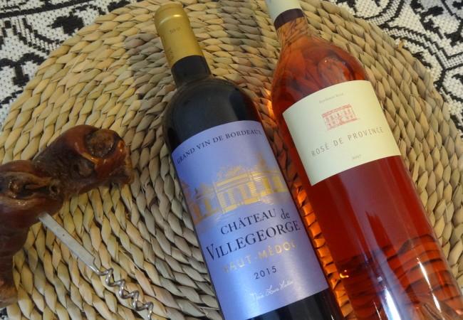 Vins de Bordeaux estivaux – Château de Villegorge et Château Bonnange
