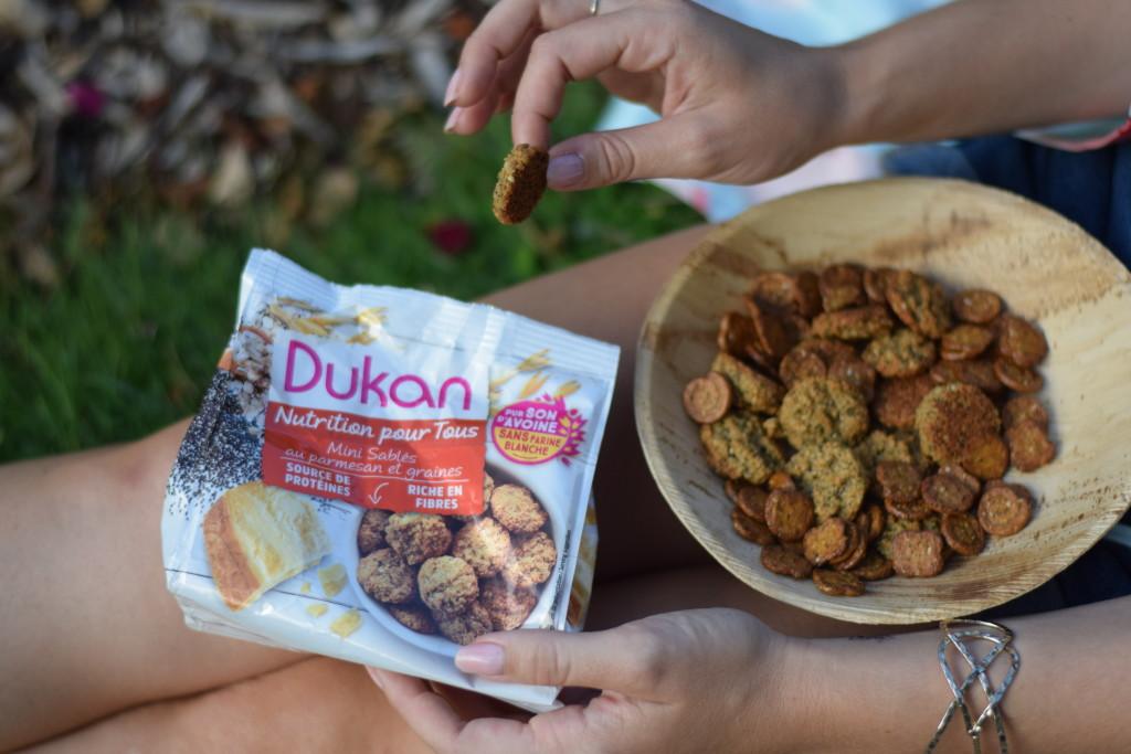Dukan - mincir sans frustration - biscuits apéritifs