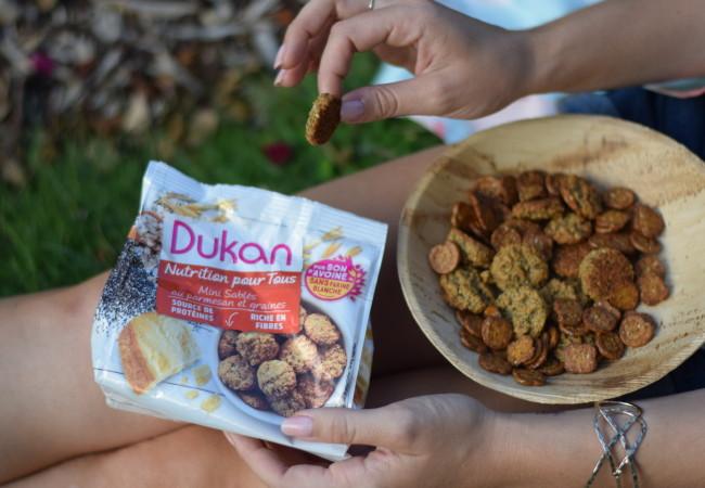 Dukan – mincir sans frustration – biscuits apéritifs
