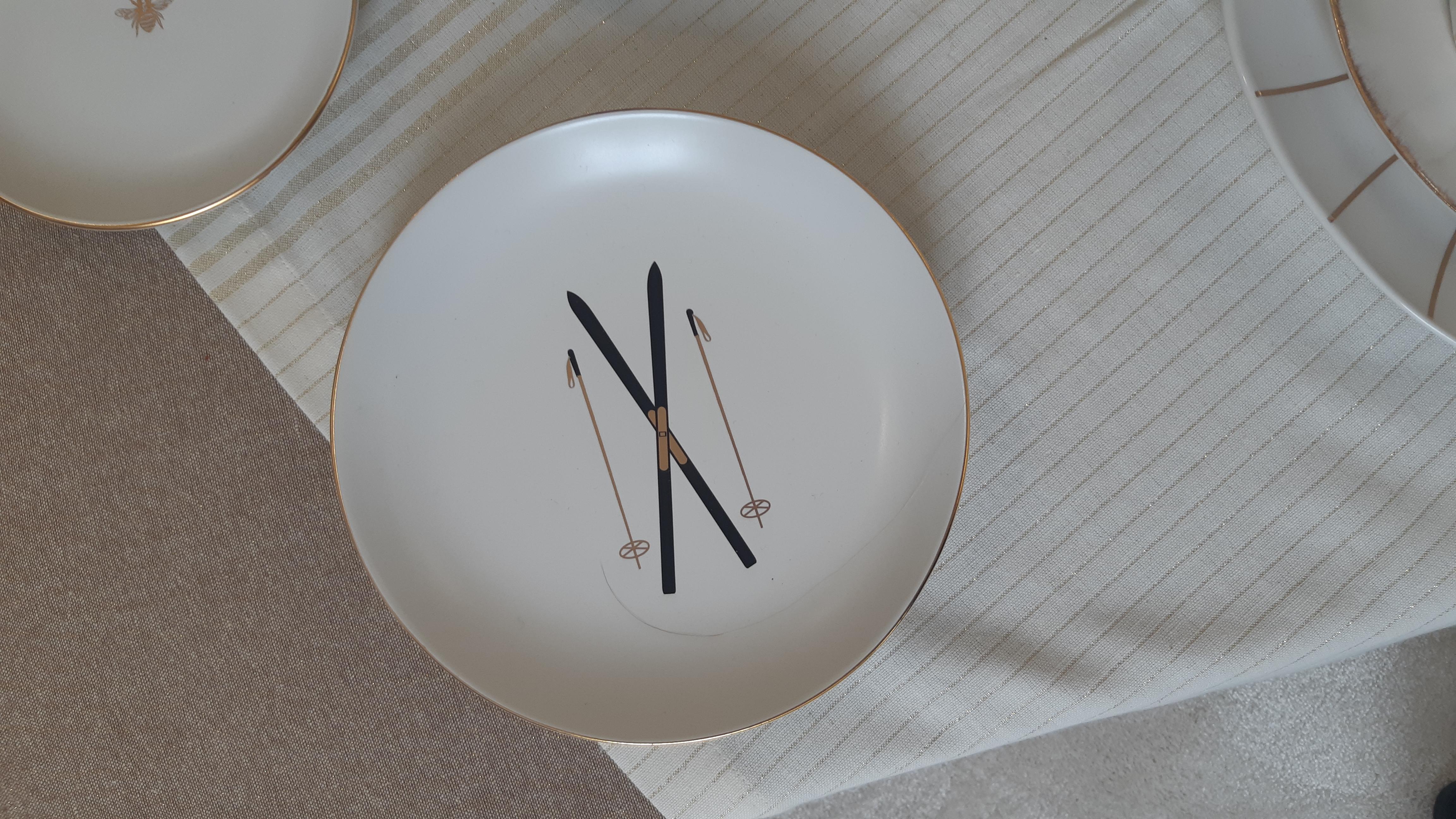 Monoprix Deco Hivernale Tables De Noel Paris Frivole