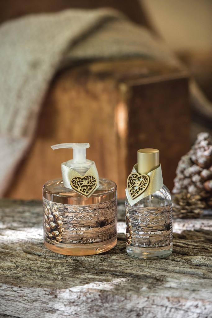 Lothantique - collection automne hiver - parfums d'intérieur et bougies