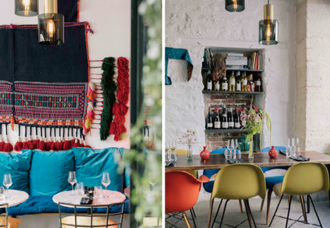 Libra – gastronomie iranienne et influences françaises – resto chic et cosy
