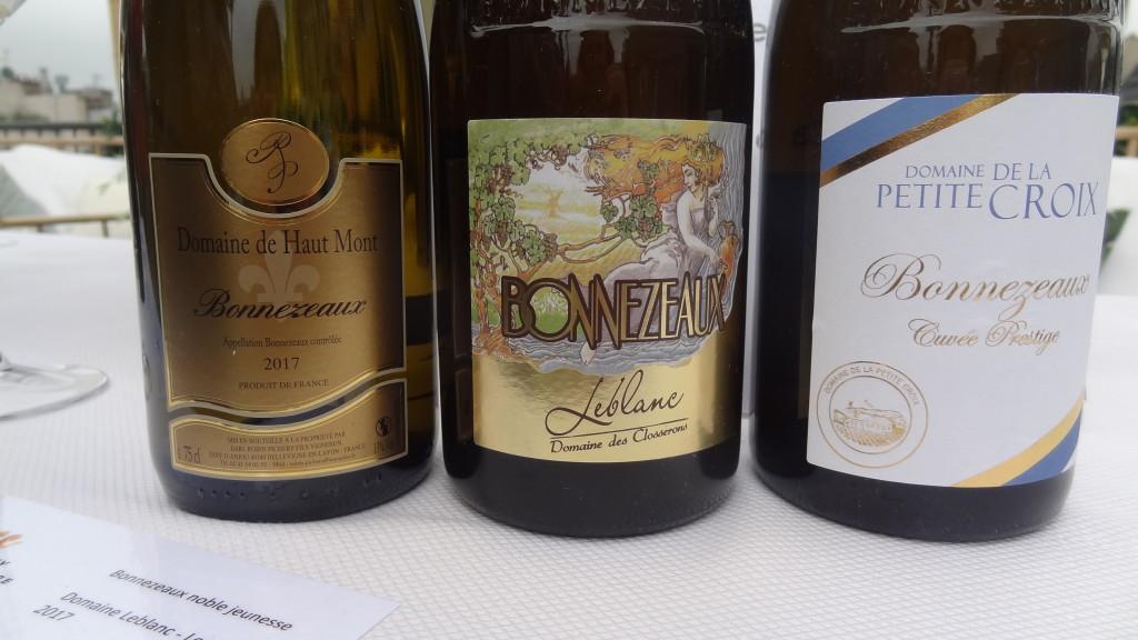AOC Bonnezeaux - un cépage mythique du Val de Loire - dégustation au Fouquet's