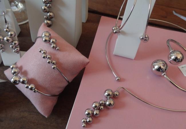 Cléor – collection Bellissima – bijoux en argent