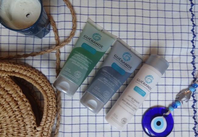 Guérande – une gamme de cosmétiques naturels issus des marais salants