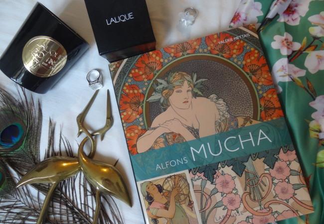 Alfons Mucha – Larousse – exposition au Musée du Luxembourg