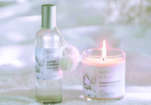 Lothantique – collection automne hiver – parfums d'intérieur et bougies
