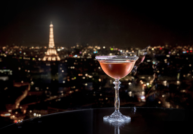 Windo – bar à cocktails et à champagnes au dessus de Paris – Hyatt Regency