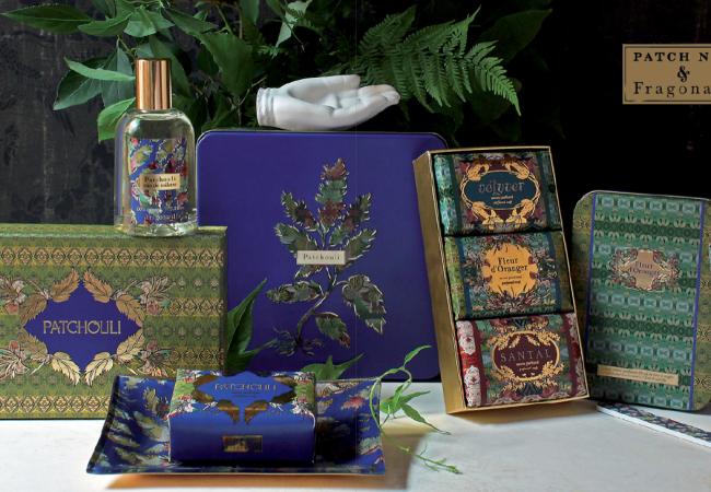 Fragonard – idées cadeaux et déco – nouvelles fragrances – collection automne-hiver 2018