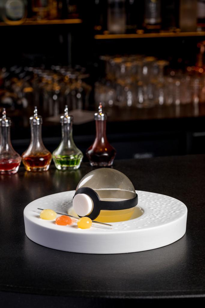 Le Charles - le nouveau bar du Burgundy Paris