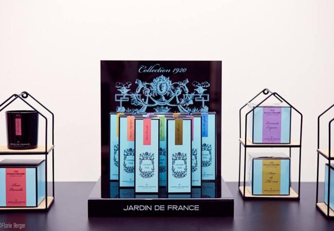 Jardin de France – parfumeur depuis 1920 – Eaux de Cologne