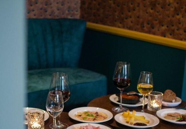Le Bar du Bouillon – bar à vins fins – Quartier de l'Odéon