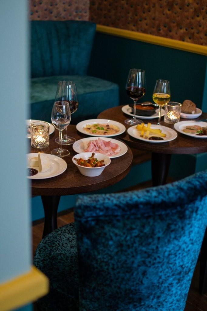 Le Bar du Bouillon - bar à vins fins - Quartier de l'Odéon