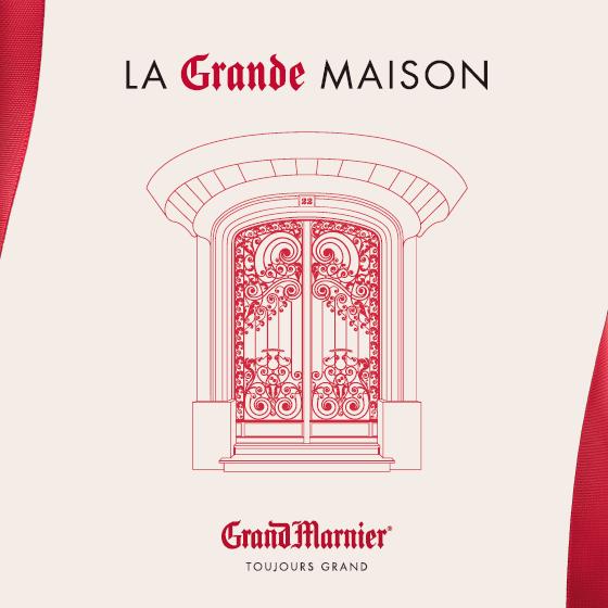Grand Marnier - La Grande Maison - soirée privée le 10 octobre