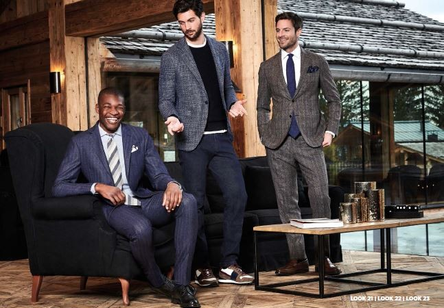 Boggi Milano – prêt à porter élégant et sportif pour les hommes