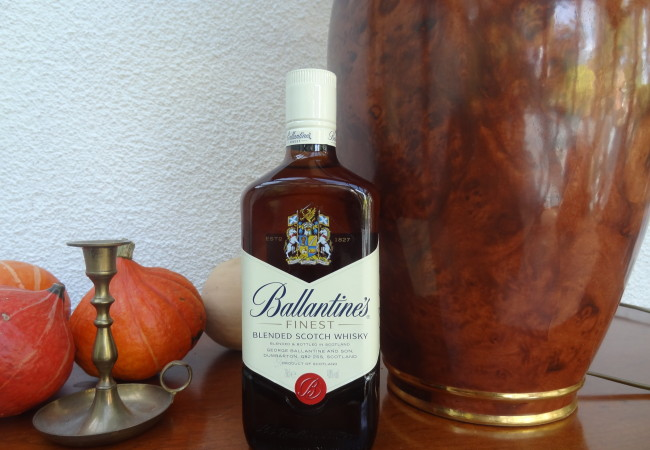 Ballantine's Finest – Blended Scotch Whisky – Spiritueux pour Noël