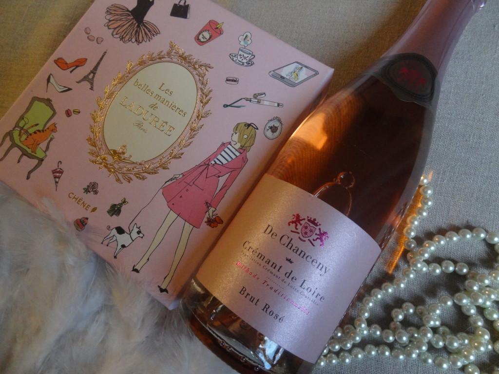 De Chanceny - Crémant de Loire rosé brut