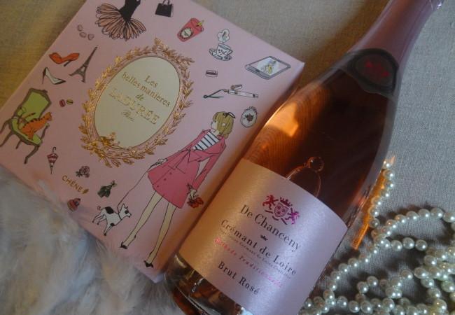 De Chanceny – Crémant de Loire rosé brut – Alliance Loire