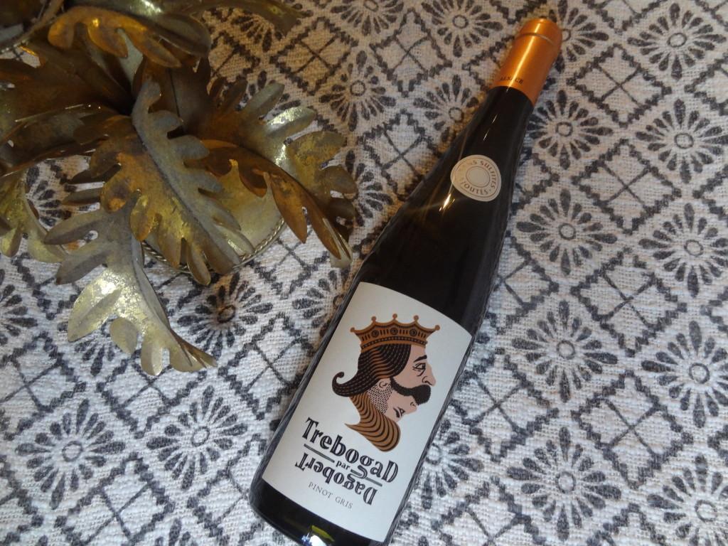 Cuvée Trebogad Pinot Gris 2017 / Cave du Rois Dagobert