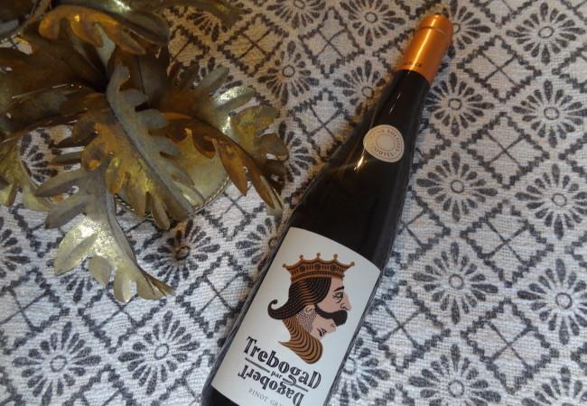 Cuvée Trebogad Pinot Gris bio 2017 – Cave du Roi Dagobert
