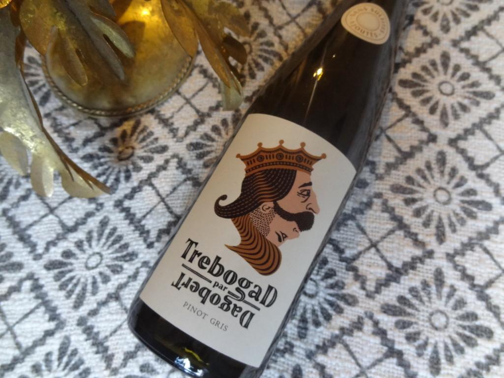Cuvée Trebogad Pinot Gris bio 2017