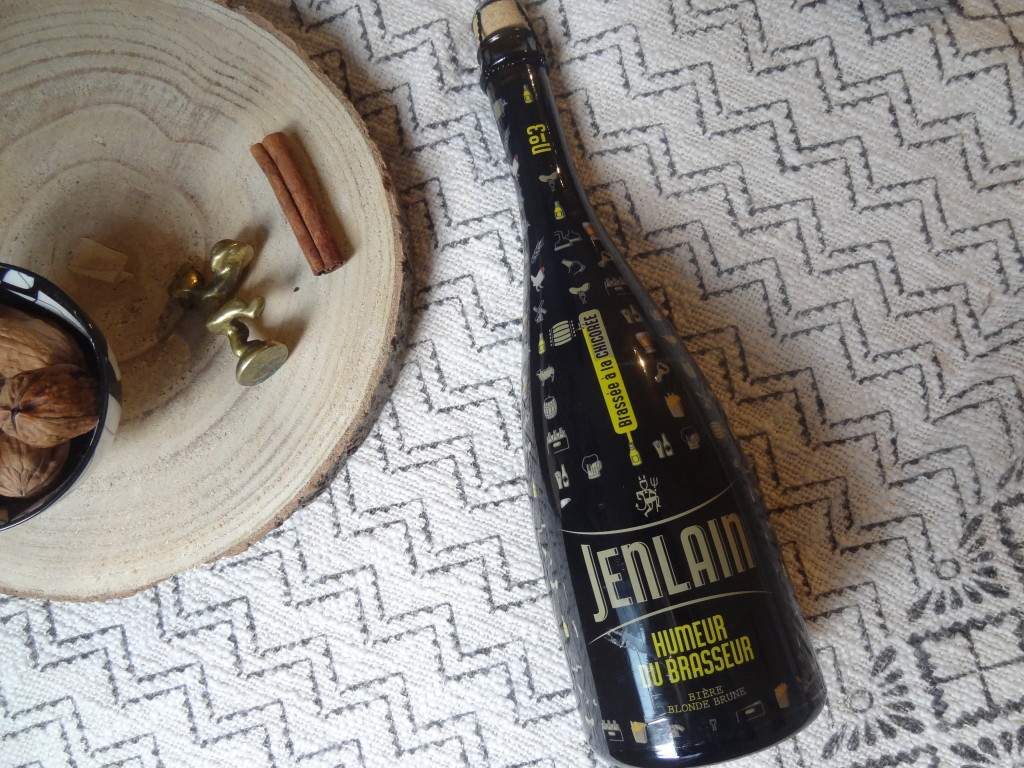 Jenlain - Humeur du Brasseur 3 - nouvelle recette en édition limitée
