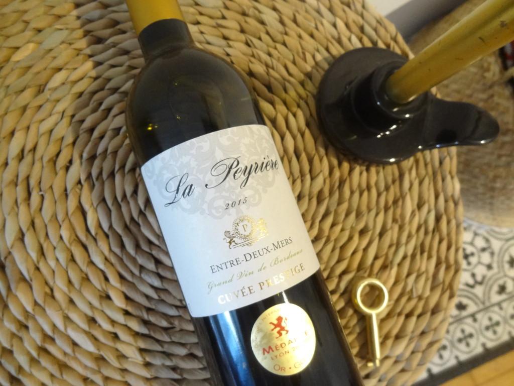 La Peyrière - 2015 - Grand vin de Bordeaux