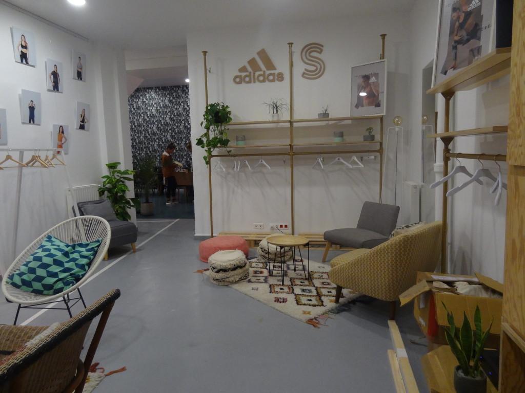 Chez Simone - pilate et yoga à Paris