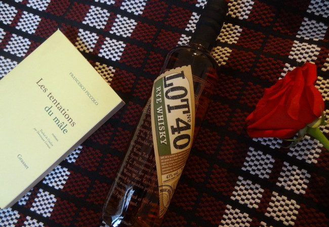 Lot 40 – Canadian Rye Whisky – whisky nord-américains 100% seigle