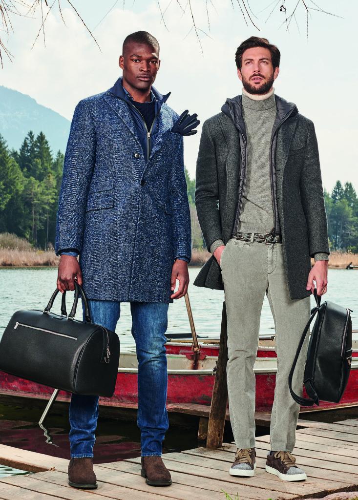 Boggi Milano - prêt à porter élégant et sportif pour les hommes