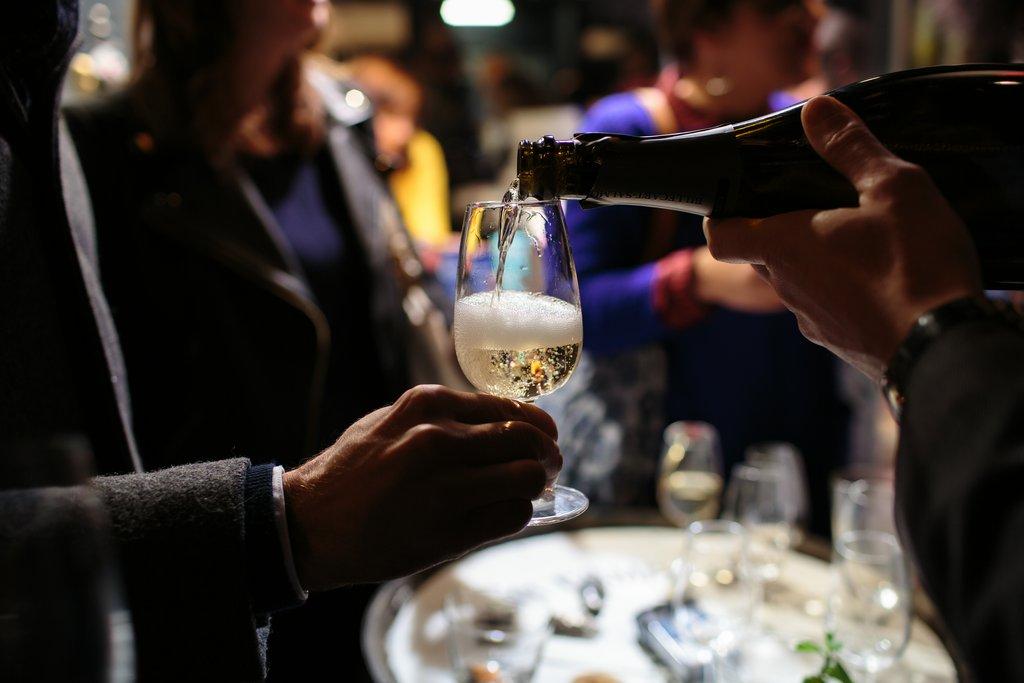 Les Caves Nysa - le Bonheur des Bulles - dégustation de Champagne