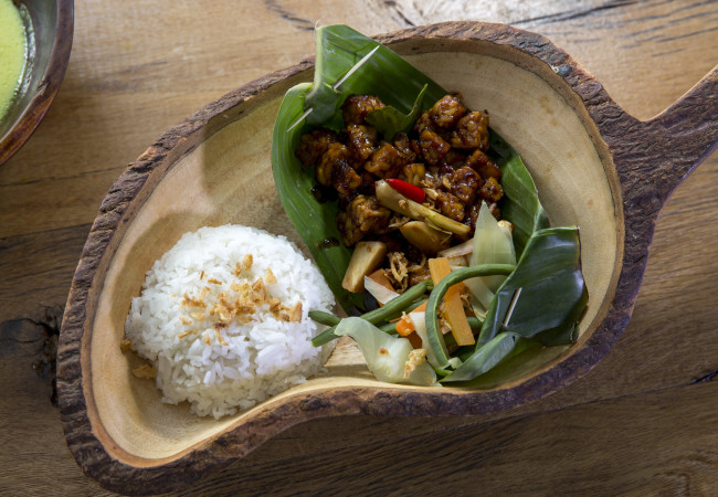 Mamabali – restaurant balinais – spécialités indonésiennes