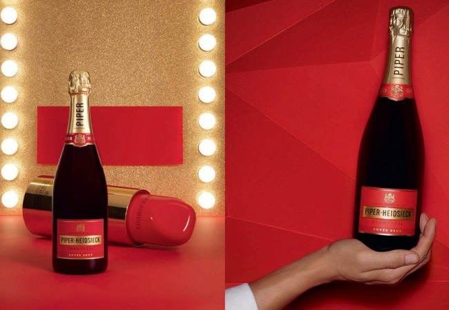 Piper-Heidsieck – cuvée rosé sauvage – champagne depuis 1785