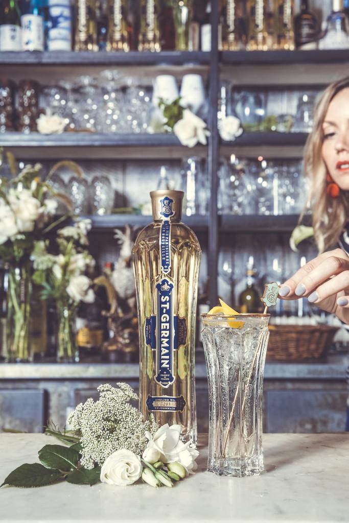 ST-GERMAIN - La liqueur a ouvert la Maison ST-GERMAIN les 5 & 6 octobre