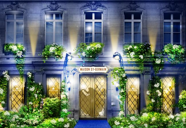 ST-GERMAIN – La liqueur a ouvert la Maison ST-GERMAIN les 5 & 6 octobre